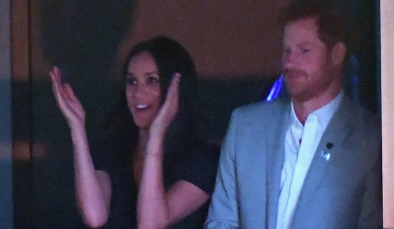 Boda Real príncipe Harry y Meghan Markle: El príncipe Harry se compromete con su novia Meghan Markle
