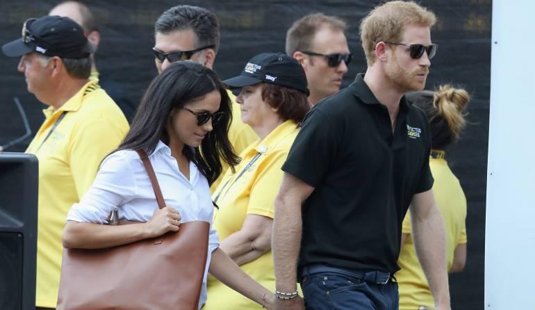 Meghan Markle El príncipe Enrique: El príncipe Harry se compromete con su novia Meghan Markle
