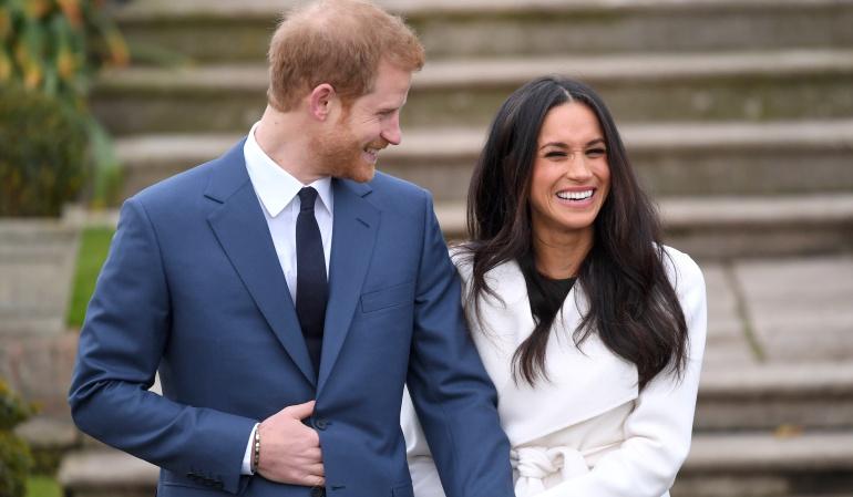 """Compromiso entre el Príncipe Enrique y Meghan Markle: Principe Harry dice que """"las estrellas estaban alineadas"""" cuando conoció a Markle"""