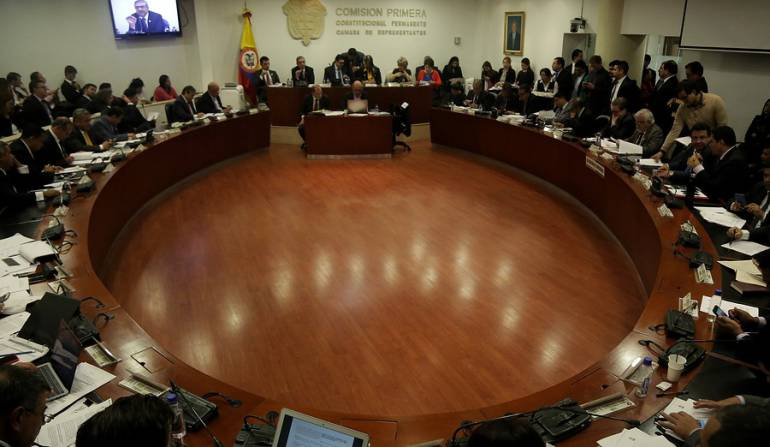 JEP Cámara: Cámara reanudará discusión en último debate de la JEP