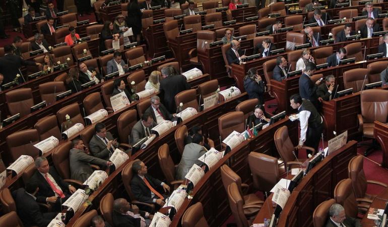 Proceso de paz Gobierno y Farc: Piden al Gobierno no descartar nuevo fast track para terminar de implementar la paz