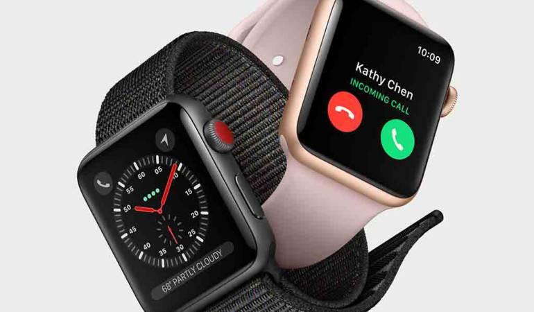 Precio Apple Watch 3 en Colombia: Apple Watch 3: Precio y disponibilidad en Colombia