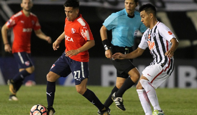 Independiente Libertad Copa Sudamericana: Independiente y Libertad definen el primer finalista de la Copa Sudamericana
