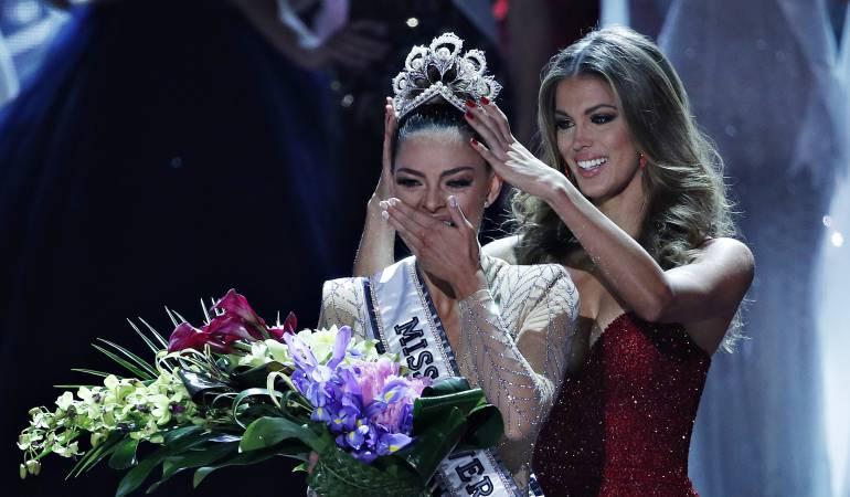 Miss Universo acoso sexual: Miss Universo habla sobre el problema de acoso sexual