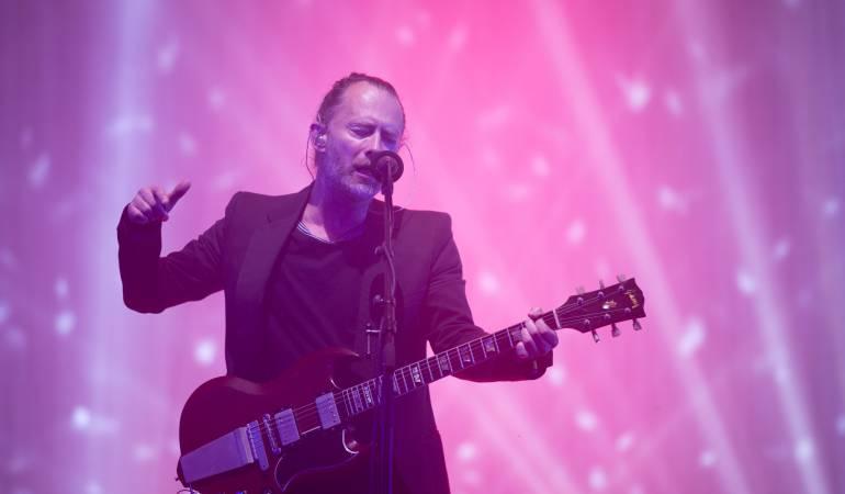 ¡Prepárese! Confirman concierto de Radiohead en Colombia para 2018
