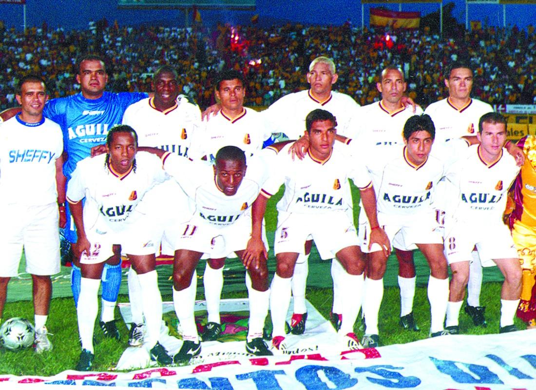 Tolima campeón 2003: El Deportes Tolima campeón de 2003