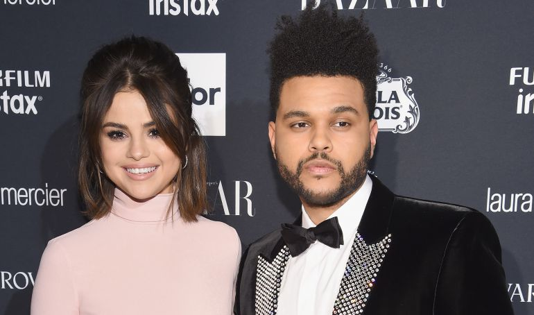 The Weeknd y Selena Gomez