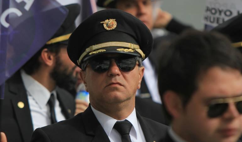 Declaran ilegal la huelga de pilotos de acdac: Confirman ilegalidad de huelga de pilotos de Avianca
