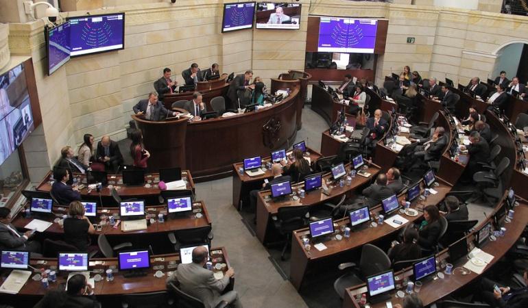 Se hundió la reforma política por pedido del Gobierno