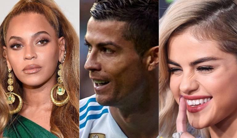 Las fotos más populares de Instagram: Beyoncé, Cristiano Ronaldo y Selena Gomez protagonizan las fotos más populares de Instagram