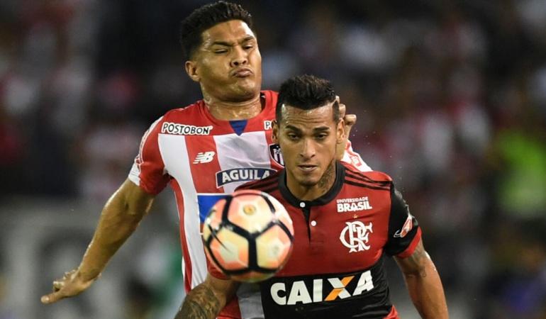 Junior Flamengo Copa Sudamericana: El Flamengo de Reinaldo Rueda elimina al Junior y se mete a la final