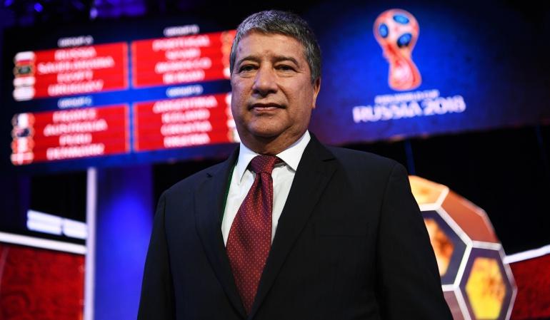 Bolillo Gómez: Vamos a trabajar duro para ser dignos en el Mundial: Bolillo Gómez