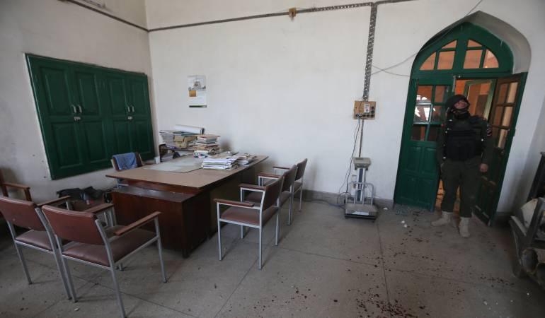 Ataque terrorista deja al menos 13 heridos en Pakistán