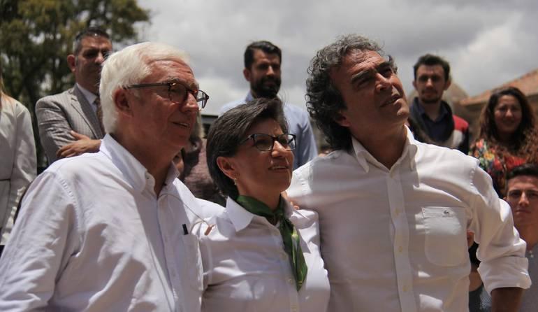Renace alianza de los COCO tras reunión de López y Fajardo: Claudia López se disculpa con Fajardo y abre posibilidades de salvar la coalición