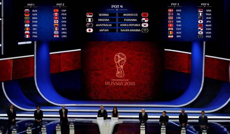 Los mejores memes tras el sorteo del Mundial Rusia 2018