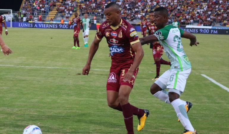 Atlético Nacional Vs Deportes Tolima: Nacional y Tolima definen el tercer semifinalista de la Liga Águila