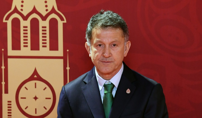 Juan Carlos Osorio: Podemos competir y ojalá de igual a igual: Juan Carlos Osorio