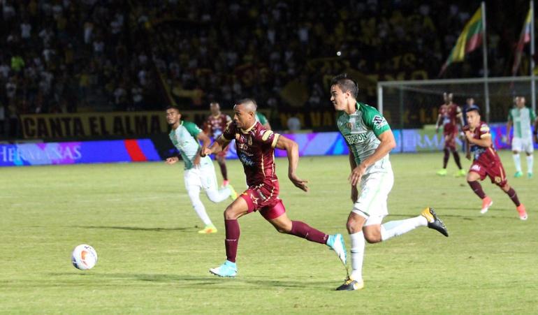 En Vivo: Nacional Tolima: Deportes Tolima vence por penaltis a Nacional y es semifinalista