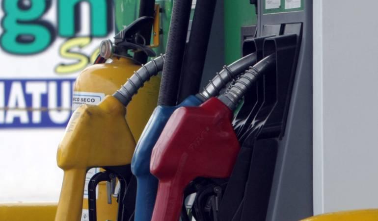 Nuevos precios de la gasolina: Gobierno despide 2017 con ajuste en precios de combustibles