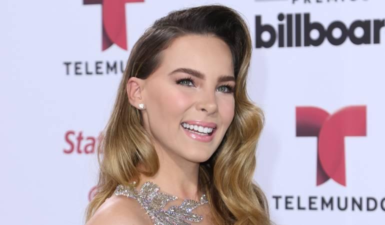 Belinda responde a críticas por look parecido a Shakira