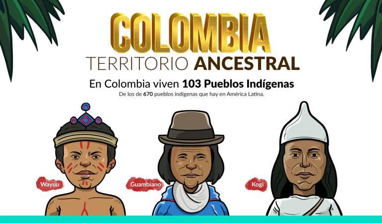 Apps de comunidades indígenas: Conozca los pueblos indígenas de Colombia desde su celular