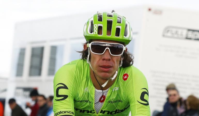 Rigoberto Urán tour de francia: 'Rigo' luchará en 2018 por el Tour de Francia y los Mundiales de Innsbruck