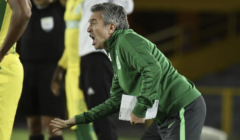 Juan Manuel Lillo: Juan Manuel Lillo renunció a la dirección técnica de Atlético Nacional