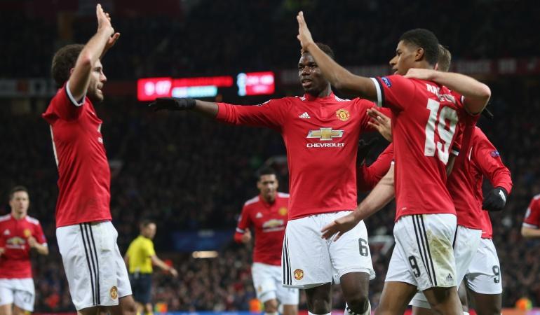 Manchester United: Manchester venció al CSKA y pasó como primero de su grupo a los octavos de Champions