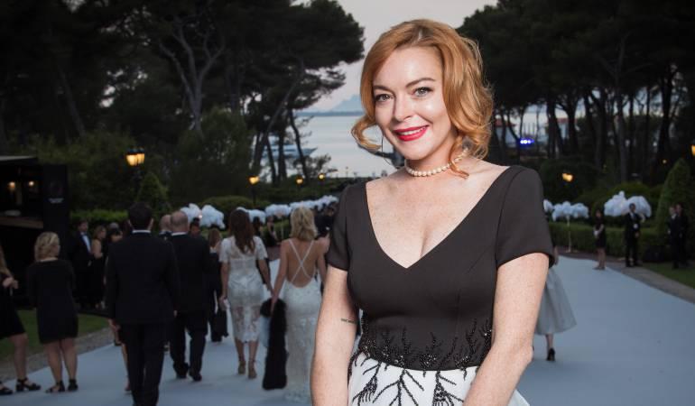 Lindsay Lohan prepara su regreso al cine