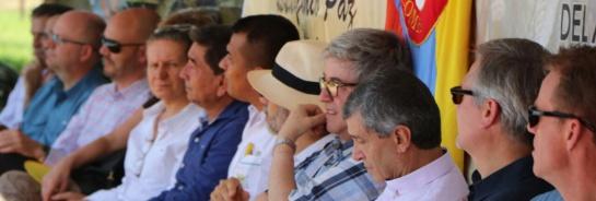 SUSTITUCIÓN DE CULTIVOS EN VICHADA: Más de 125.000 familias están en programa de sustitución voluntaria de cultivos: Pardo