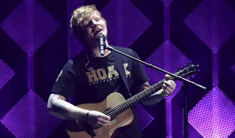 Spotify 2017 Colombia: Ed Sheeran es el artista más reproducido de 2017 en Spotify