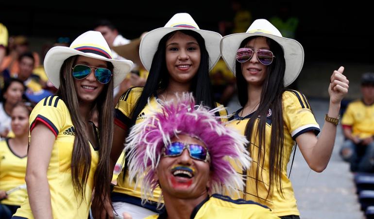 boletas mundial rusia 2018: Colombia, entre los países que más entradas han solicitado para el Mundial