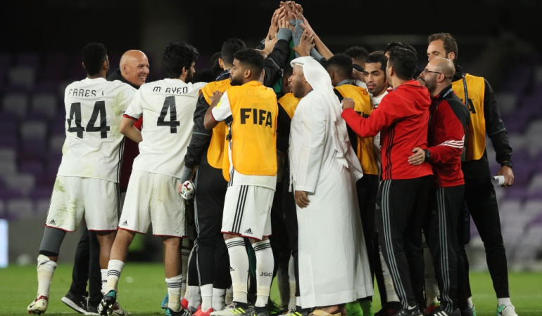 Al Jazira 1-0 Auckland City: El local Al Jazira abre el Mundial de Clubes con victoria sobre el Auckland