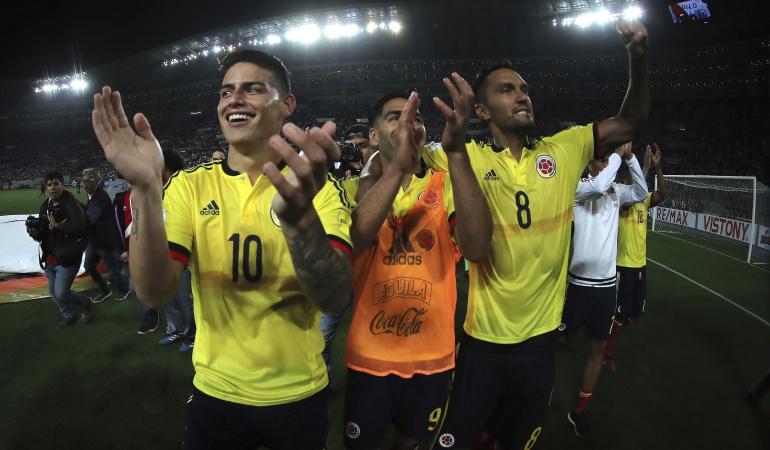 Amistosos Selección Colombia: Colombia jugará un partido amistoso ante Francia en marzo