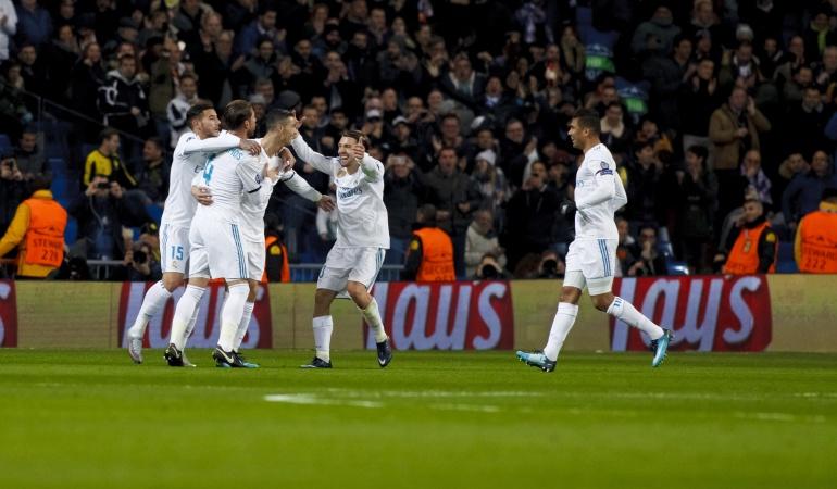 Real Madrid Champions League: Real Madrid vence al Borussia con nuevo récord de Cristiano Ronaldo