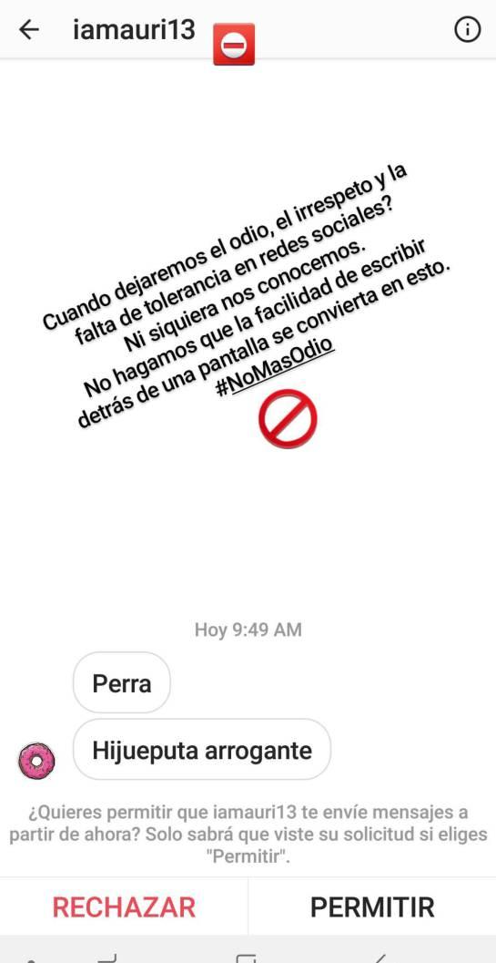 Insultos a Mariana Pajón: Mariana Pajón responde a un seguidor que la insulta