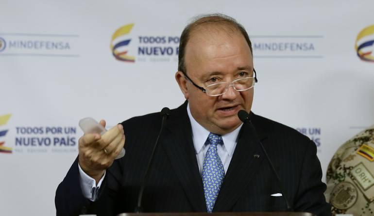 Fuerza Pública alcanzó meta de 50 mil hectáreas de coca erradicadas