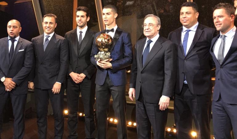 Cristiano Ronaldo Balón de Oro Messi Real Madrid: Aprendí a remontar en el Madrid: Cristiano Ronaldo tras igualar a Messi