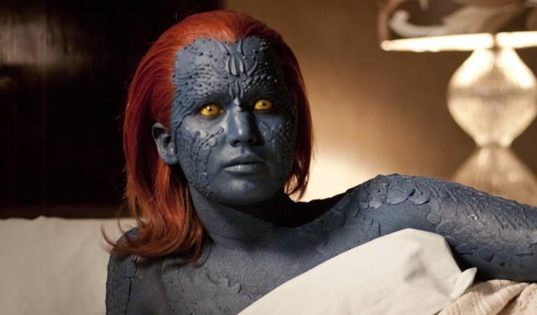 Imagen de referencia de X-Men