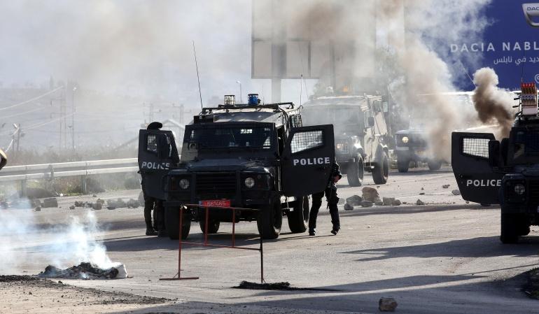 Conflicto palestino: Israel ataca puestos militares en Gaza tras lanzamiento de proyectiles