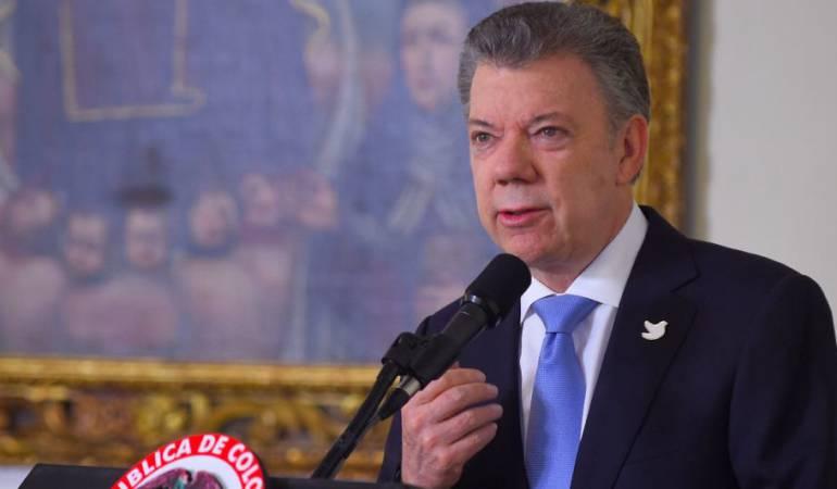 Reacciones a hundimiento de las curules para las víctimas: Santos acudirá a instancias jurídicas para salvar curules de paz