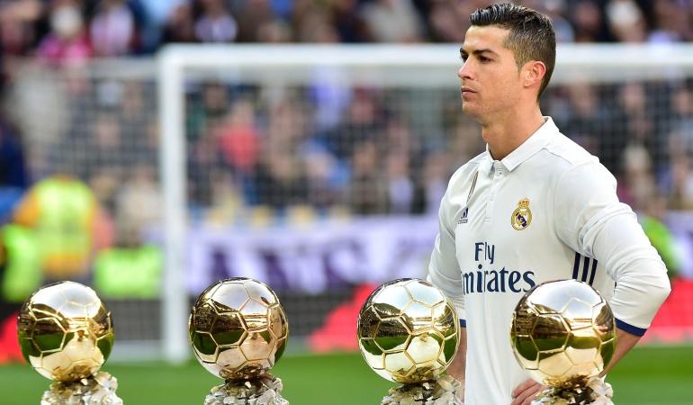 Cristiano Ronaldo: Soy el mejor jugador de la historia: Cristiano Ronaldo