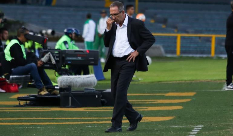 Gerardo Pelusso: Gerardo Pelusso es el nuevo técnico del Deportivo Cali