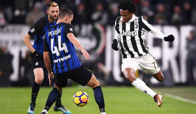 Cuadrado Juventus 0-0 Inter: Cuadrado, actuación destacada en el vibrante clásico de Italia