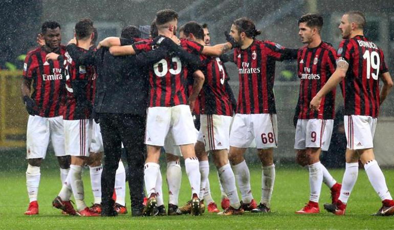 milan italia: Milan se reencuentra con el triunfo después de un mes