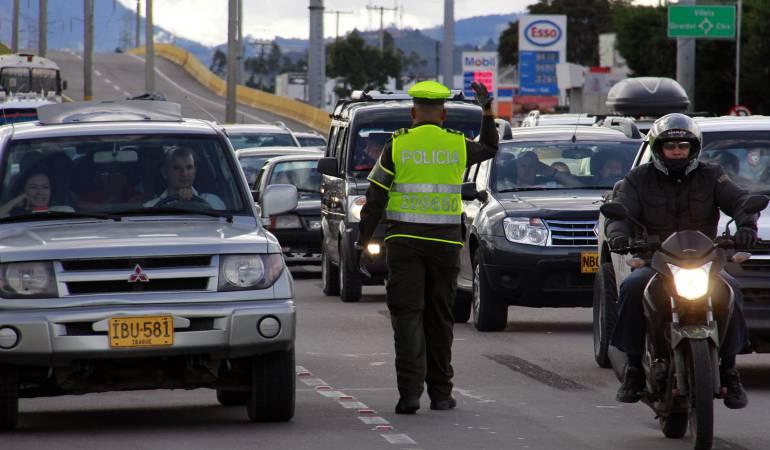 En el puente festivo han muerto 29 personas en 90 accidentes de tránsito