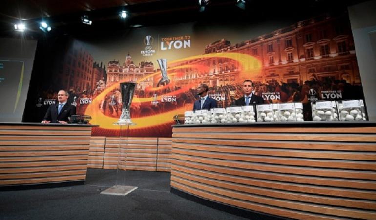 Europa League dieciseisavos de final: Lyon - Villareal y Napoli - Leipzig, atractivos en los dieciseisavos de Europa League