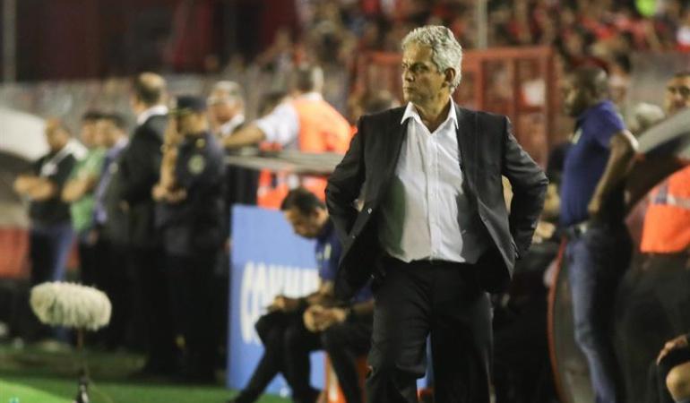 reinaldo rueda flamengo copa sudamericana: Rueda dice que el Flamengo necesita tener mucha tranquilidad en el Maracaná