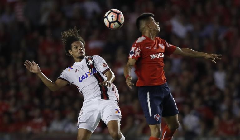 Flamengo Reinaldo Rueda Sudamericana Independiente: El Flamengo de Rueda, por la remontada a Independiente y ganar la Sudamericana