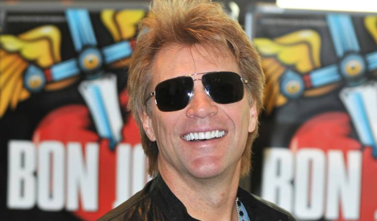 Bon Jovi ingresó al Salón de la Fama del Rock and Roll
